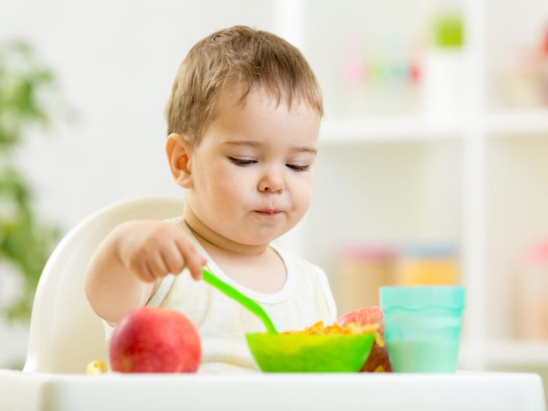 feeding problems children with autism